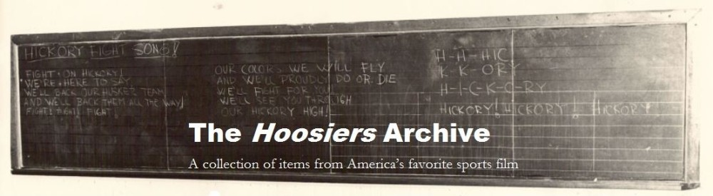 The Hoosiers Archive