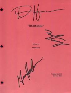 script title page
