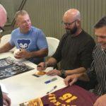 Wade Schenck (Ollie), David Neidorf (Everett), Maris Valainis (Jimmy).